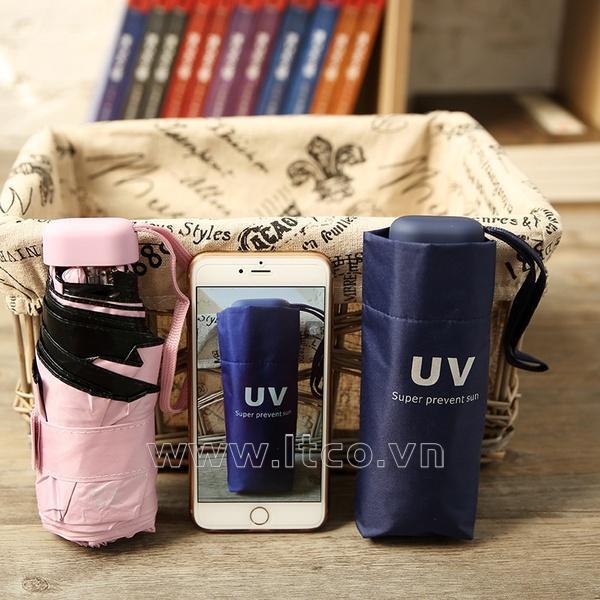Ô Dù siêu nhỏ nhẹ chống tia UV 50CM