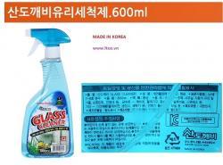 Chai Xịt tẩy rửa kính Sandokkaebi - 600ml_7