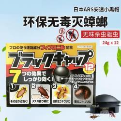 Hộp 12 viên diệt gián Nhật Bản_4