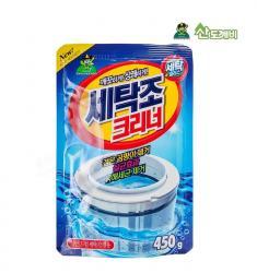 Bột tẩy vệ sinh lồng máy giặt Sandokkaebi - gói 450g_A