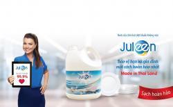 Nước rửa chén bát Juleen diệt khuẩn, không mùi - 3500ml_3