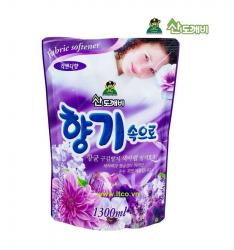 Nước xả mềm vải Sandokkaebi 1300ml - Lavender_2