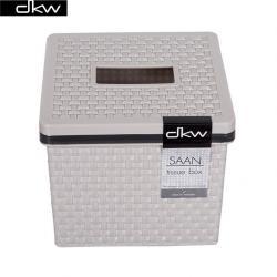 Hộp đựng giấy rút vuông - Saan Tisue Box_A