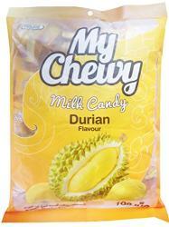 Kẹo mềm My Chewy milk candy Durian 100 viên 360g_A