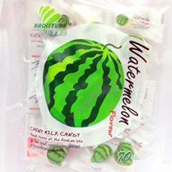 Kẹo mềm My Chewy milk candy Watermelon 100 viên 360g_A