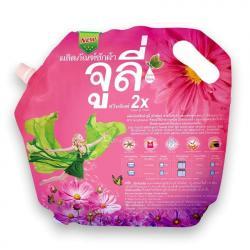 Nước giặt xả July 2X Sweet Pink 1800ml - Hồng_3