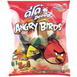 Thạch Angry Birds 3 trong 1 DeeDo gói 525g_A