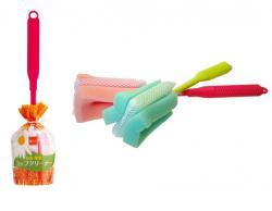 Dụng cụ rửa chai lọ có đầu mut Antibacterial - (Size L)_3