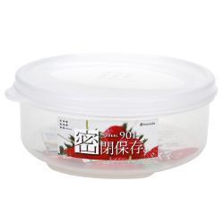Hộp nhựa đựng thực phẩm hình tròn 480ml_A
