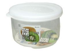 Hộp nhựa đựng thực phẩm hình tròn 830ml_A