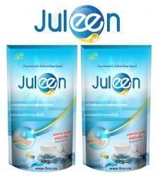 Nước rửa chén bát Juleen diệt khuẩn, không mùi - 550ml_A