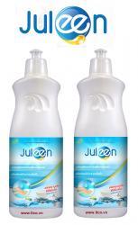 Nước rửa chén bát Juleen diệt khuẩn, không mùi - 800ml_A