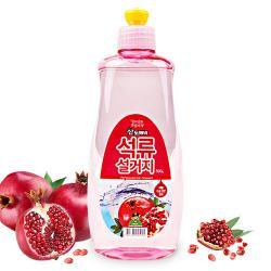 Nước rửa chén Sandokkaebi - Hương lựu chai 500g_A