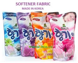 Nước xả mềm vải Sandokkaebi 1300ml - Floral_3