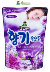 Nước xả mềm vải Sandokkaebi 1300ml - Lavender_3