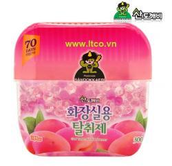 Sáp thơm khử mùi Sandokkaebi Peach 300g_A
