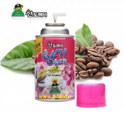 Xịt phòng Sandokkaebi - Hương Coffee chai 300ml_A