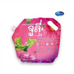 Nước giặt xả July 2X Sweet Pink 1800ml - Hồng_A