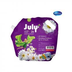 Nước giặt xả July 2X Vivid Purple - 1800ml - Tím_A