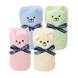 Khăn tắm mềm hình gấu_A